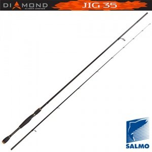 Спиннинг Salmo Diamond JIG 35 2.48